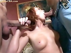Nice threesome mmf