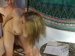 Annoyed housewife gets fucked by big dick - Erin Electra