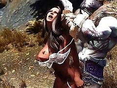 Original Skyrim Sex Animations 3