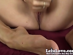 xhamster.com 3579109 lelu love closeup pussy toes jerkoff encouragement 720p