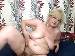 Hot granny teasing and showing on cam. See more at 747cams.com