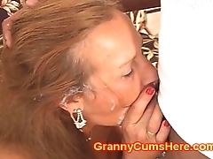MY FILTHY Whore GRANNY is Naff