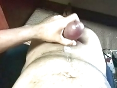 Huge cock blows its load leaving me soaked
