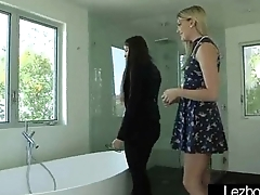 Save up For Kiss And Licks From Cute Lovely Lesbians clip-20