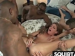 Made her squirt 30