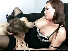 Big Titted Babe Gets Fucked Abiding in dramatize expunge Rendezvous 16