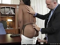 Office assistant getting fucked hard 23