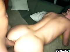 Sex Tape With College Girls Performing Sex Nigh Group clip-06