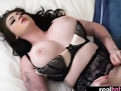 Sex Tape Anent Naughty Gorgeous Real GF clip-14