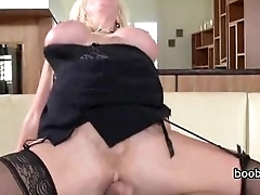 Domineer milf with great pussy gets banged