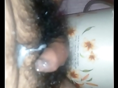 Indian boy masturbating on touching go to the bathroom anyway condom hairy dick