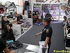 Shoplifter Fucks Guv To Avoid Be true