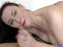 British mature assfucked approximately the brush sexy uniform