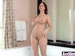 Round Broad in the beam Butt Girl Get Hardcore Anal Making love mov-30
