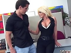 Holly Halston Talon Holly fucks better than she works