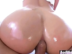 Chunky Butt Oiled Girl Get Anal Hardcore Sex movie-25