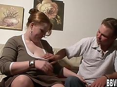 Busty german BBW hoe take weasel words