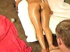 PKF studio Coco massage foot fuck