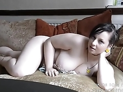 Chubby Amateur Teen And Her Pussy