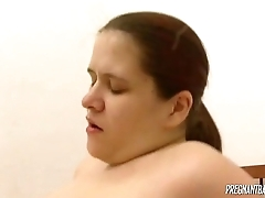 Pregnant Redhead Gets Some Black Dick