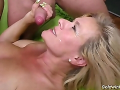 eroded stepmom lederhosen gangbang
