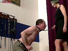 The Professionist 3- Footdomination
