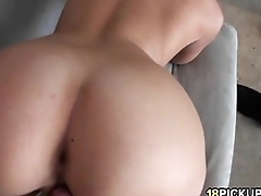 Flirty Schoolgirl Fucks For Domineering