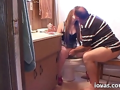 iovas.com - Slutty Daughter Plays With Her Daddy